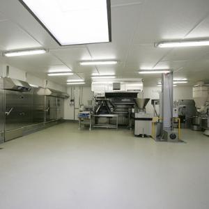 nieuwbouw warm atelier bakkerij