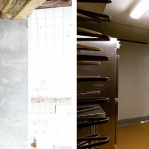 voor en na renovatie hygiënesas