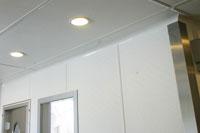 BECO Iso Panel - zelfdragende of bekledende geïsoleerde wanden of plafonds