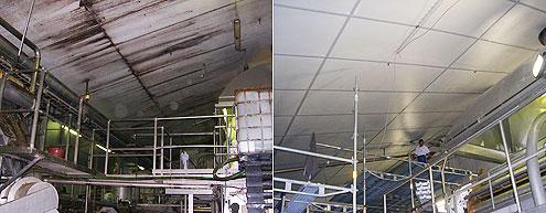 Beco® geeft u een professioneel wapen tegen schimmels op binnenmuren of plafonds.