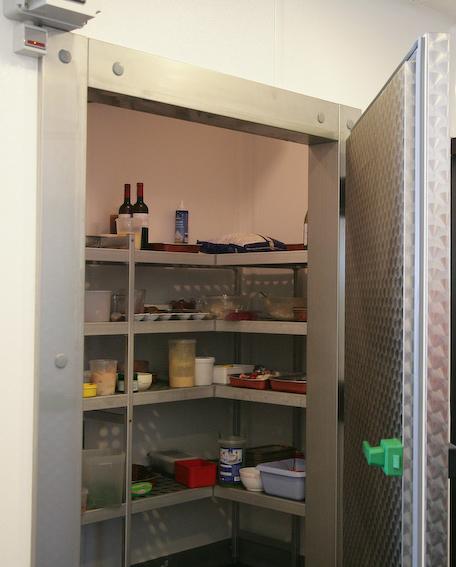 koelcel draaideur frigodeur frigopaneel